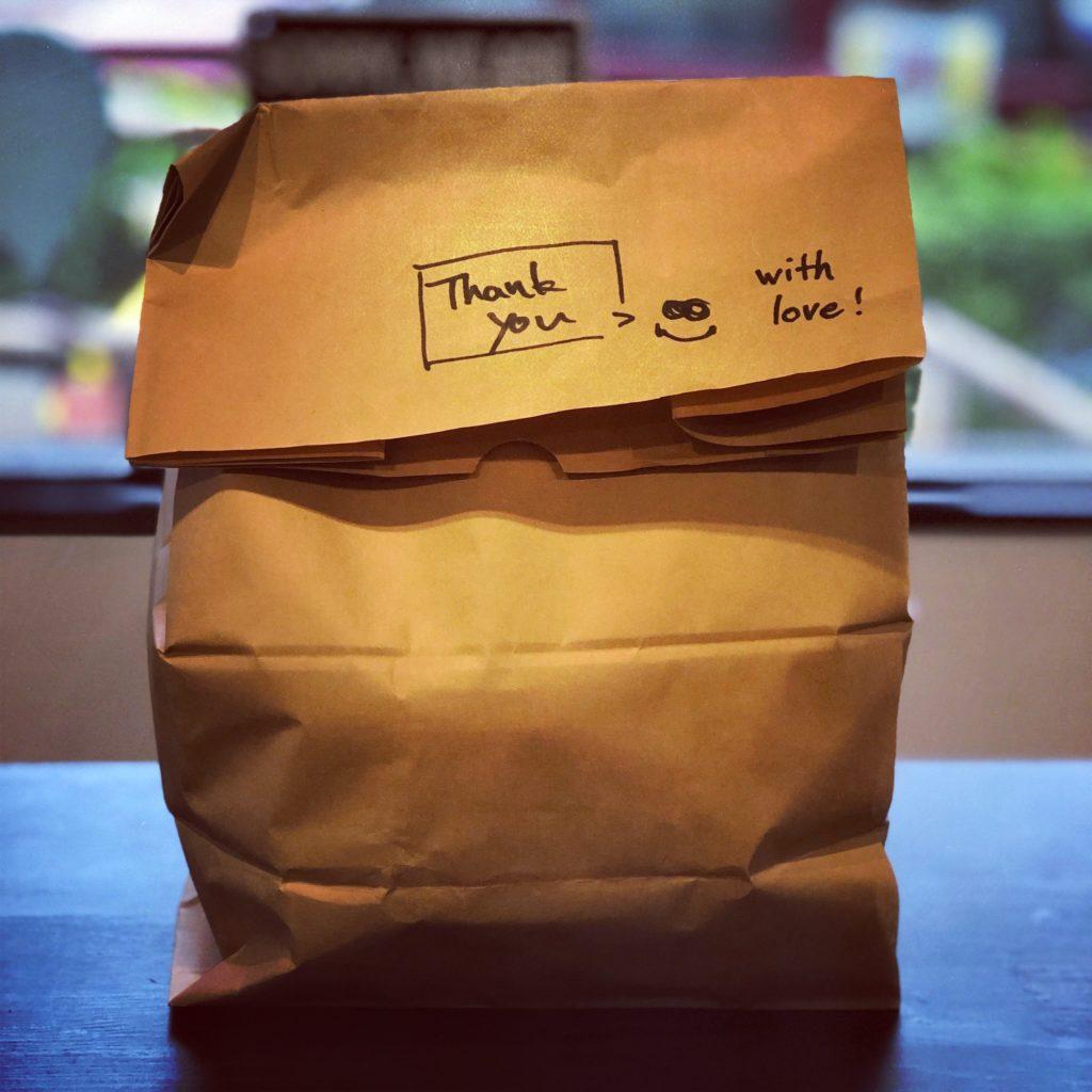 Thank you with Love bag yu hosoi ViR3a0rx18w unsplash